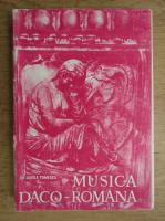 Anticariat: Vasile Tomescu - Musica Daco-Romana (volumul 1)