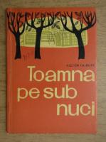 Victor Tulbure - Toamna pe sub nuci