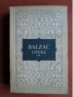 Balzac - Opere (volumul 2)