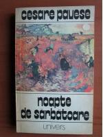 Cesare Pavese - Noapte de sarbatoare
