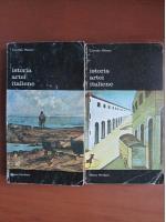 Anticariat: Corrado Maltese - Istoria artei italiene (2 volume)