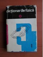 Anticariat: Dictionar de fizica
