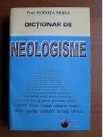 Anticariat: Doinita Mirea - Dictionar de neologisme