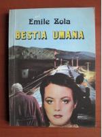 Anticariat: Emile Zola - Bestia umana