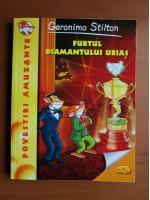 Anticariat: Geronimo Stilton - Furtul diamantului urias