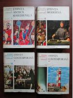 Istoria generala a stiintei (4 volume)