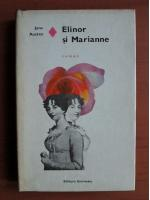 Anticariat: Jane Austen - Elinor si Marianne (coperti cartonate)