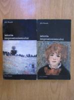 Anticariat: John Rewald - Istoria impresionismului (2 volume)