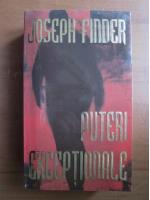 Joseph Finder - Puteri exceptionale