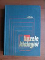 Anticariat: L. B. Ruhin - Bazele litologiei