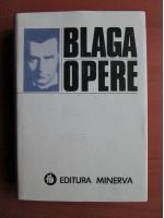Anticariat: Lucian Blaga - Opere, volumul 2 (Poezii postume)