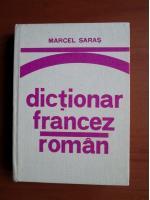 Marcel Saras - Dictionar Francez-Roman