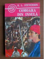 Anticariat: Robert Louis Stevenson - Comoara din insula