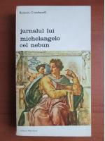 Anticariat: Rolando Cristofanelli - Jurnalul lui Michelangelo cel nebun