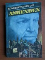 W. Somerset Maugham - Ashenden