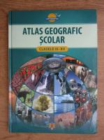 Atlas geografic scolar, clasele IX-XII