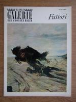 Bastei Galerie der Grossen Maler. Fattori, nr. 24