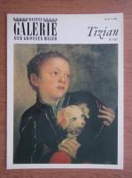 Bastei Galerie der Grossen Maler. Tizian, nr. 10