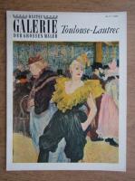 Bastei Galerie der Grossen Maler. Toulouse-Lautrec, nr. 12