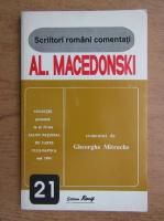 Gheorghe Mitrache - Al. Macedonski
