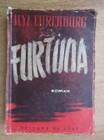Anticariat: Ilya Ehrenburg - Furtuna (1948)