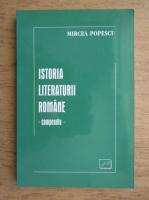 Mircea Popescu - Istoria literaturii romane