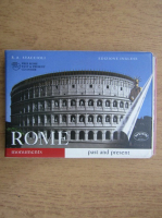 Anticariat: R. A. Staccioli - Rome, monuments past and present (fara CD)