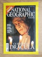 Revista National Geographic, noiembrie 2005
