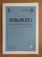 Anticariat: Studia politica. Romanian Political Science Review, volumul XIV, nr. 4, 2014