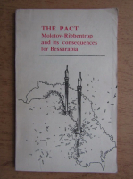 The pact Molotov-Ribbentrop and its consequences for Bessarabia