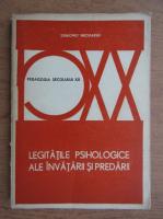 Anticariat: Ziemowit Wlodarski - Legitatile psihologice ale invatarii si predarii