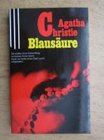 Anticariat: Agatha Christie - Blausaure