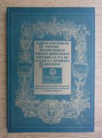 Album aniversar pentru inceputurile presei romanesti tiparit la 175 de ani de la aparitia revistei Albina Romaneasca