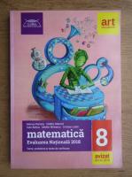 Marius Perianu, Catalin Stanica, Ioan Balica - Matematica. Evaluarea Nationala 2018