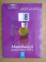 Anticariat: Mircea Fianu - Matematica pentru clasa a VIII-a