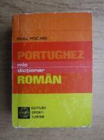Anticariat: Pavel Mocanu - Mic dictionar portughez-roman