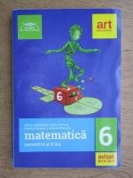 Stefan Smarandoiu - Matematica. Semestrul al II-lea. Clasa a 6-a (2017)