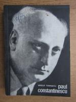 Vasile Tomescu - Paul Constantinescu