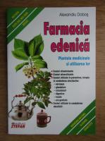 Alexandru Dobos - Farmacia edenica