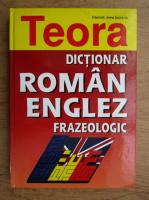 Anticariat: Andrei Bantas - Dictionar roman-englez frazeologic