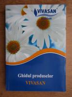 Anticariat: Ghidul produselor Vivasan