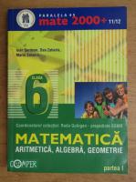 Anticariat: Ioan Serdean - Matematica aritmetica, algebra, geometrie (partea I)