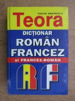Marcel Saras - Dictionar roman-francez, francez-roman