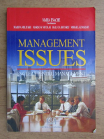 Maria Enache - Management issues