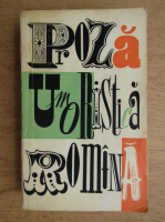 Silvian Iosifescu - Proza umoristica romana (volumul 2)