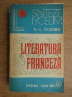 Anticariat: V. L. Saulnier - Literatura franceza (volumul 1)