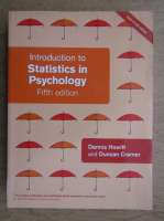 Dennis Howitt - Introduction in statistics in psychology