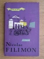 Henri Zalis - Nicolae Filimon