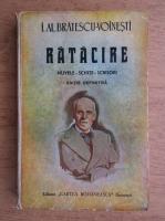 Anticariat: Ioan Alexandru Bratescu Voinesti - Ratacire (1935)