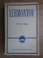 Anticariat: Mihail Lermontov - Teatru